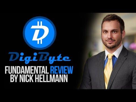 DigiByte DGB Fundamental Review! By Nick Hellmann