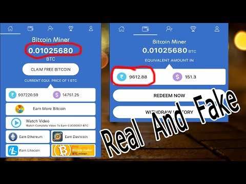 Bitcoin Miner App Payment Proof and PayTM Proof | 0.01 Bitcoin | What is Truth this App