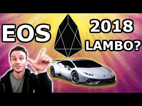 EOS Review 1.0 | Best Crypto 2018 | $EOS 5x Soon | EOS Mainnet Launching June?