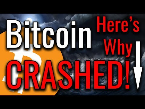 Bitcoin Flash Crashes After Bad News In Cryptocurrency! (3-7-18 Market Update)