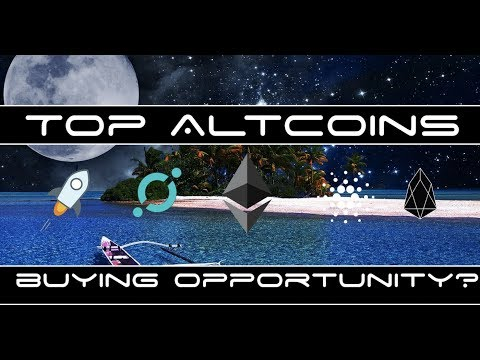 Top Tier Altcoins Buying Opportunity in March Cryptocurrency Red Sea?