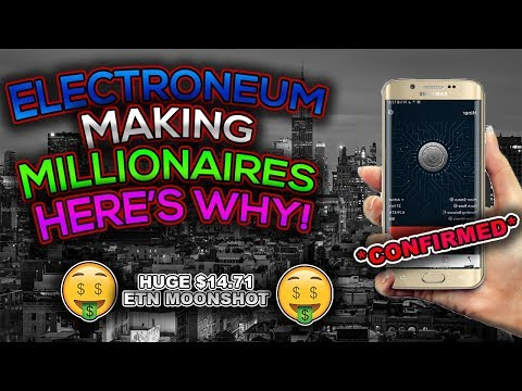 Electroneum MOONSHOT To $14.71 After Market CRASH!? HERE'S WHY!! Newest Price Predictions?