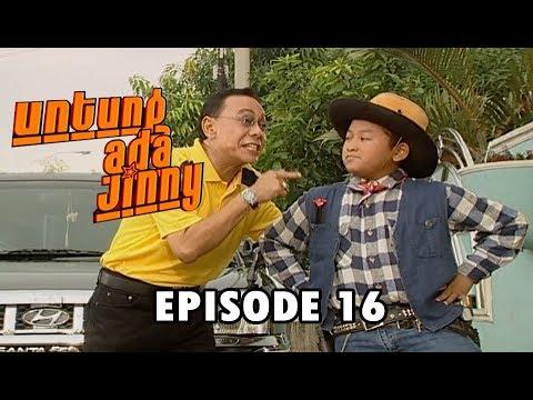 Untung Ada Jinny Episode 16 Koboy Lepas