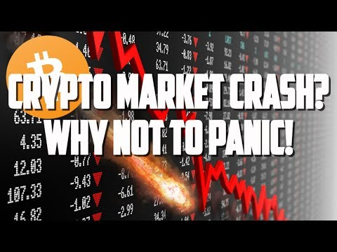 CRYPTO MARKET NEWS! CRYPTOCURRENCY MARKET CRASH! BITCOIN DUMP