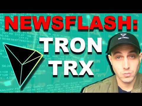 Tron TRX News: TRX Coin Burn This Month? Justin Sun announces partnerships with Trip.io, BitGuild!
