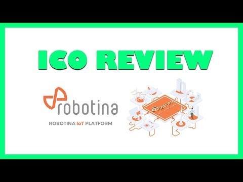 Robotina ICO Review [IoT + AI + Blockchain]