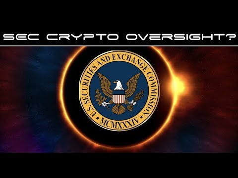 SEC Regulatory Guidance in Cryptocurrency?