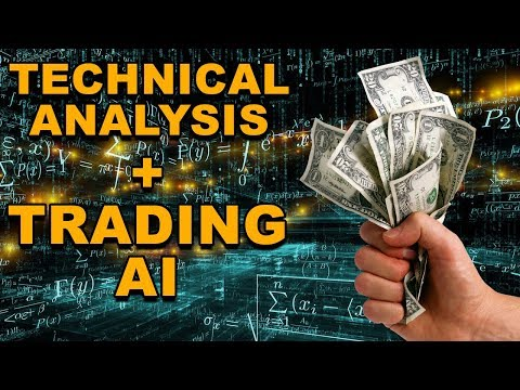 Trading with AI – Technical Analysis – CryptoCurrency Signals ICO Review