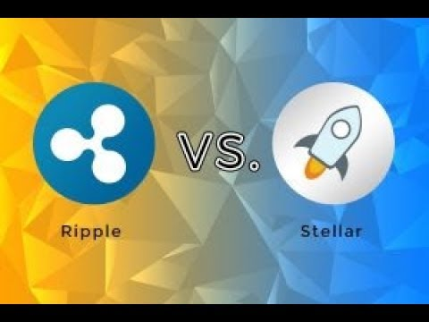 Ripple (XRP) Vs. Stellar (XLM)! What Should I Invest?