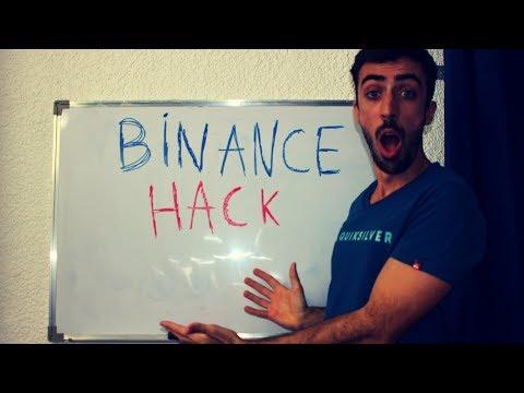 Binance :  Piratage/Hack ? Je vous explique tout !