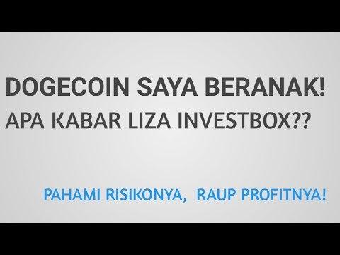 CARA MENGGANDAKAN DOGECOIN DI INVESTBOX YOBIT | LIZA KOIN UPDATE