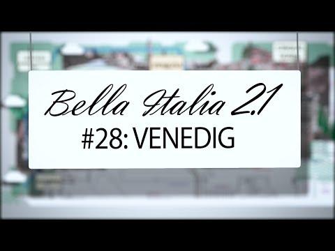Markusdom, Dogenpalast, Prokuratien – Bella Italia #28: Venedig