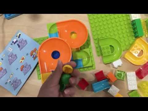 Crazy Happy ball – rolling ball rail blocks