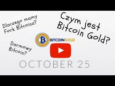 Kryptowaluty – Bitcoin Gold wszystko co powinniście wiedzieć