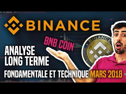 Binance Coin (BNB) : Analyse long terme (fondamentale et technique) MARS 2018