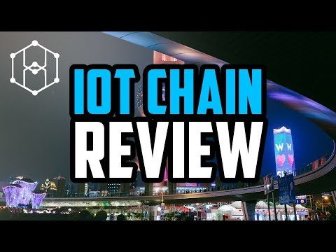 IOT CHAIN REVEW – ITC HAS BIG POTENTIAL!! IS IOT CHAIN SUPERIOR TO IOTA?