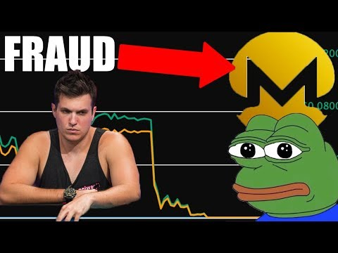 BIGGEST CRYPTOCURRENCY EXIT SCAM EVER (Doug Polk is not the only person allowed to do crypto news)