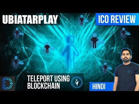 ICO Review – UbiatarPlay (UAC) – Connecting People With Cryptocurrency – [ Hindi / Urdu ]