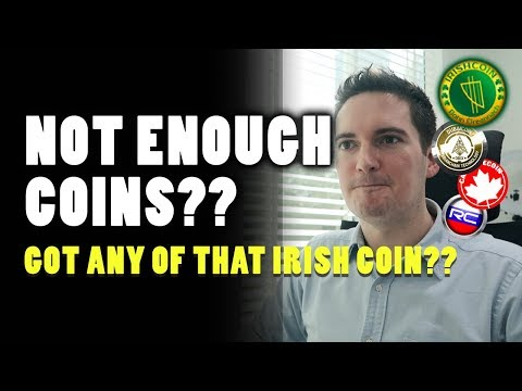 How Many Cryptos is too much?? Dubai Coin, Russia Coin, Irish Coin?