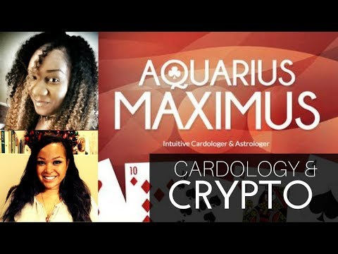 Chit Chat – Aquarius Maximus – Cryptocurrency, Cardology, Guap Coin and more!