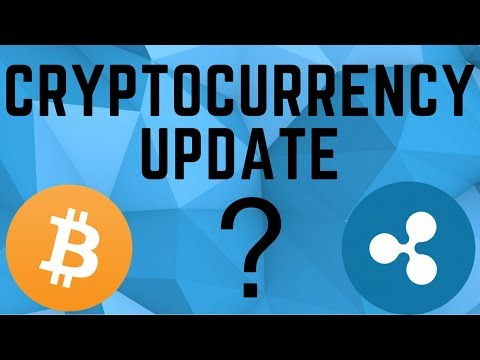 Cryptocurrency UPDATE: Market Going Bullish? Or Correction?