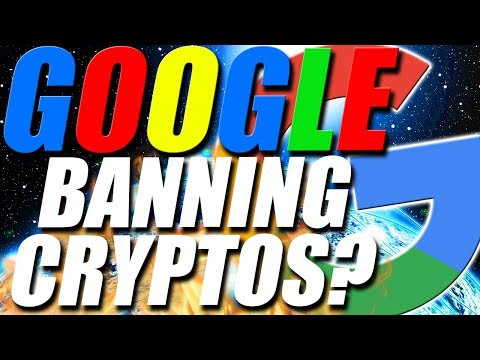 GOOGLE BANS CRYPTOS? Cryptocurrency Advertisers Can't Use Google Ads? Binance $250,000 BNB Giveaway