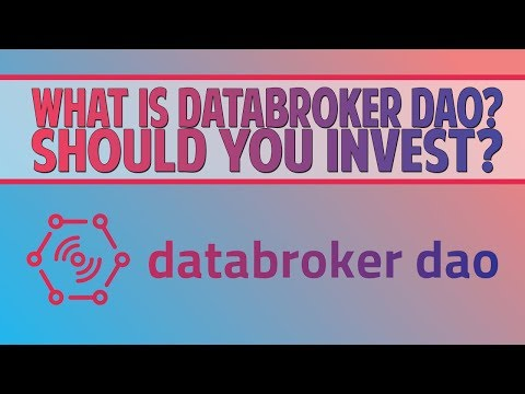 Databroker DAO (DTX) – The IoT data marketplace! Should you invest?