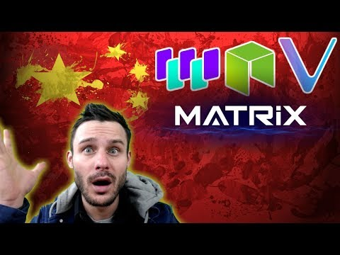 Chinese Government Ties? | $NEO $VEN $WTC $MAN | Regulation In China Coming Soon