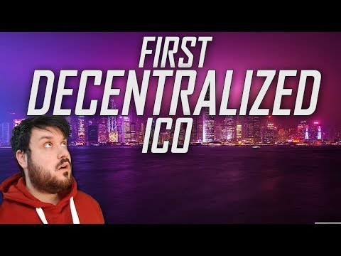 First Decentralised ICO on Komodo | EOS Token Swap