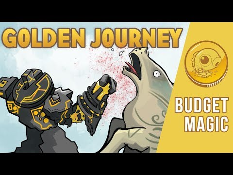 Budget Magic: $78 (18 tix) Golden Journey (Standard)