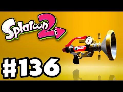 Neo Sploosh-o-matic – Splatoon 2 – Gameplay Walkthrough Part 136 (Nintendo Switch)