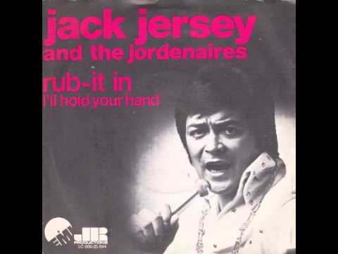 Jack Jersey and the Jordanaires – Rub-It In