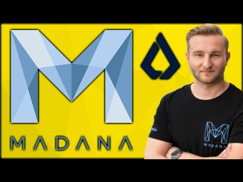 Madana Interview – Lisk's First Use Case • THANK YOU FOR 100 SUBS!