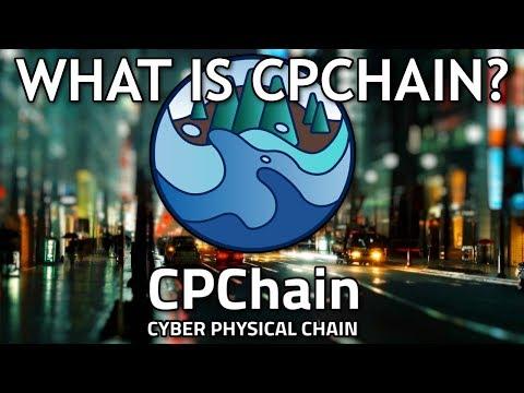 CPChain Explained (CPChain – The IoT Data Platform)
