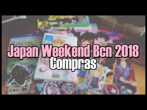 COMPRAS JAPAN WEEKEND BCN 2018