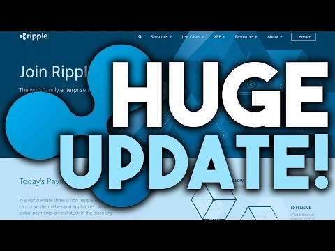 UPDATE ON RIPPLE (XRP)! – EVERYTHING TO KNOW! (RIPPLE TO BLOW SOON?)
