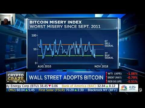 Bitcoin / Cryptocurrency buying opportunity | CNBC Fast Money