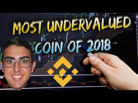 The MOST Undervalued Coin Of 2018: Binance Coin ($BNB)