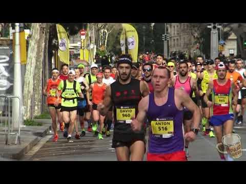Zurich Marató de Barcelona 2018 · Maratón BCN · Marathon