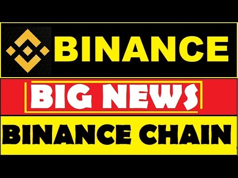 Binance Big News Binance Chain ll BNB Price Prediction