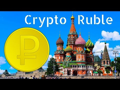 Russian Crypto Ruble
