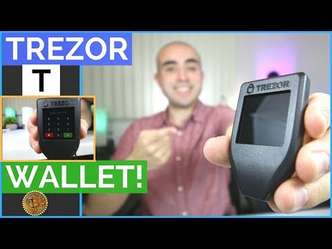 Trezor T Wallet Review – Best Hardware Wallet For Cryptocurrency?