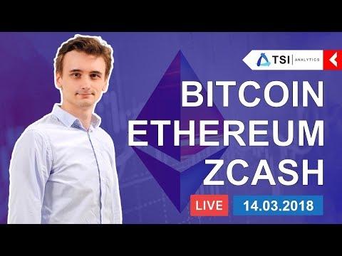 Bitcoin, BitcoinCash, Ethereum, ZCash — обзор результатов рынка | Прогноз цены на Биткоин, Эфир