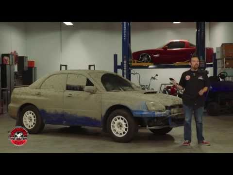 Subaru VRC Chemical Guys Detailing