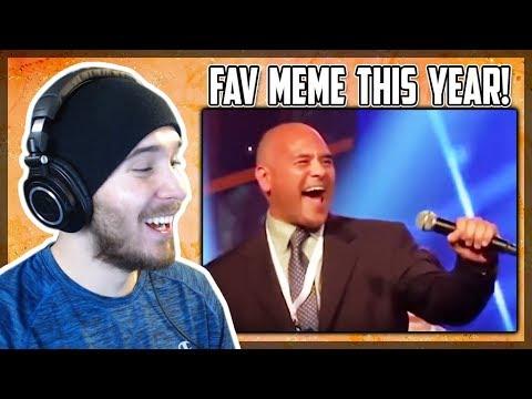 "FAV MEME THIS YEAR! – Reacting to ""BitConnect Guy"" MEME COMPILATION"