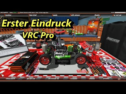 Let's Show VRC Pro [PC/HD deutsch Gameplay] – Event Rennen und Kosten vs Content