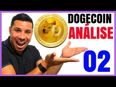 DOGECOIN [DOGE] ANÁLISE | ALTCOINS 002 | RONALDO SILVA