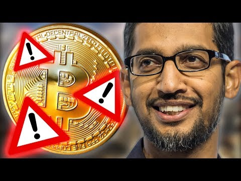 Google BANS All Cryptocurrency Ads | Bitcoin's Price Falls