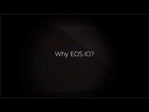 Why EOS.IO?