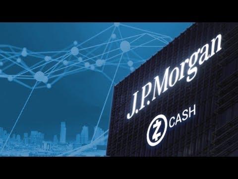 JP Morgan e a mudança de paradigma com a Zcash – Parte 1